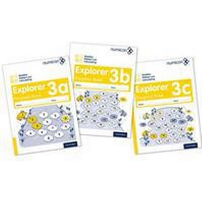 Numicon: Number, Pattern and Calculating 3 Explorer Progress Books ABC (Mixed pack) (Övrigt format, 2014)