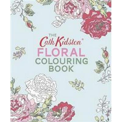 Cath kidston floral colouring book (Pocket, 2016)