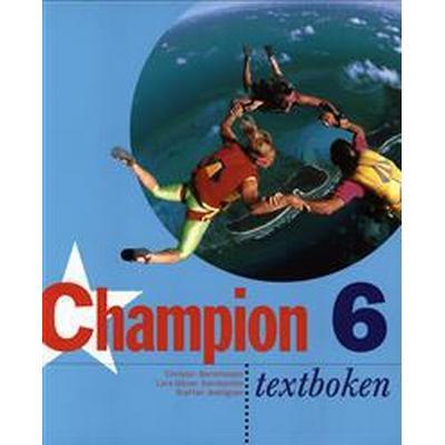 Champion 6 Textboken (Häftad, 1997)