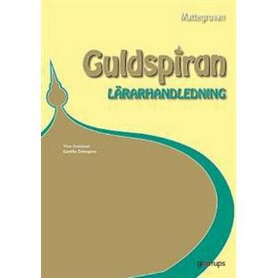 Mattegruvan 4-6 Guldspiran Lärarhandl (Spiral, 2013)