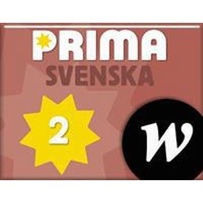 Prima Svenska 2 Lärarwebb Individlicens 12 mån (Övrigt format, 2015)