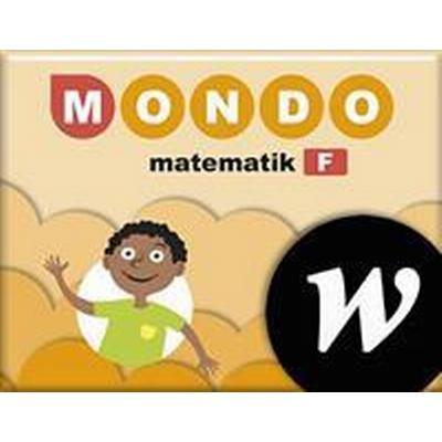 Mondo Matematik F Lärarwebb Individlicens 12 mån (Övrigt format, 2016)