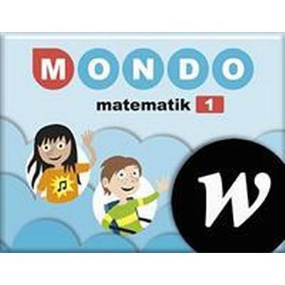 Mondo Matematik 1 Elevwebb Individlicens 12 mån (Övrigt format, 2016)