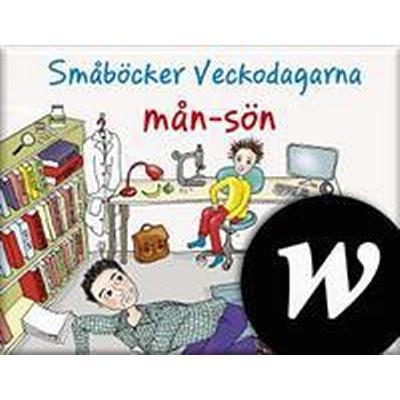 Småböcker Veckodagarna Elevwebb (Övrigt format, 2016)