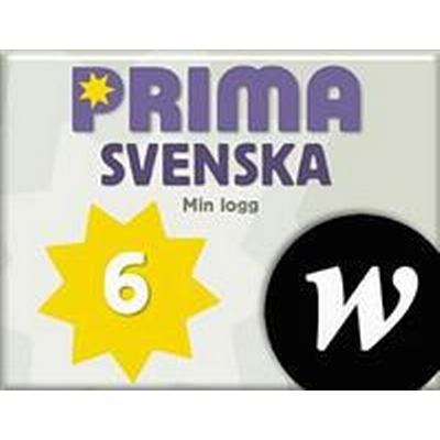 Prima Svenska 6 Min logg Elevwebb Individlicens 12 mån (Övrigt format, 2016)