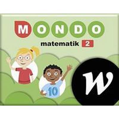 Mondo Matematik 2 Lärarwebb Individlicens 12 mån (Övrigt format, 2016)