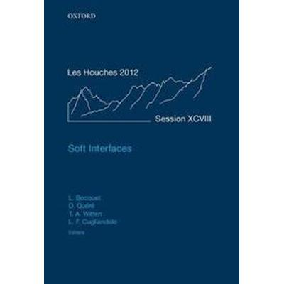 Soft Interfaces: Lecture Notes of the Les Houches Summer School: Volume 98, July 2012 (Inbunden, 2017)