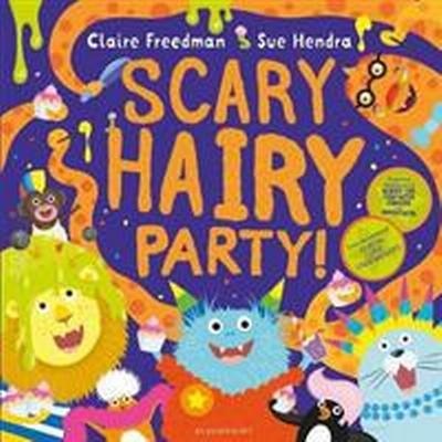 Scary hairy party (Pocket, 2017)