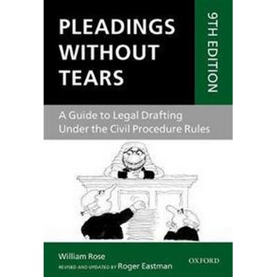 Pleadings Without Tears (Pocket, 2017)