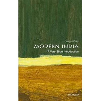 Modern India: A Very Short Introduction (Häftad, 2017)