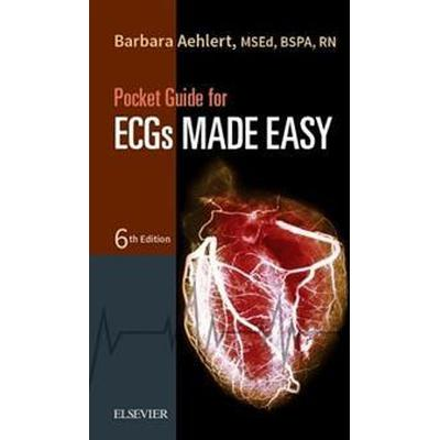 Pocket Guide for ECGs Made Easy (Pocket, 2017)