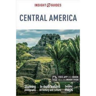 Insight Guides: Central America (Häftad, 2017)