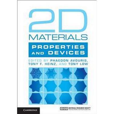 2D Materials (Inbunden, 2017)