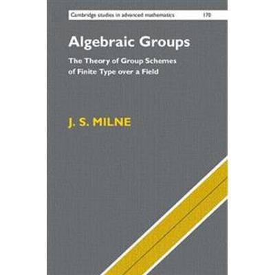 Algebraic Groups (Inbunden, 2017)