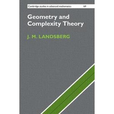 Geometry and Complexity Theory (Inbunden, 2017)