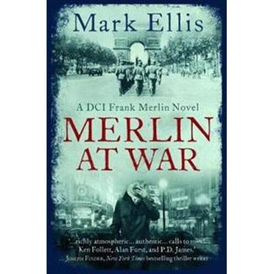Merlin at war (Inbunden, 2017)