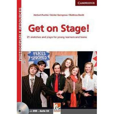 Get on Stage! Teacher's Book + Dvd and Audio Cd (Pocket, 2017)