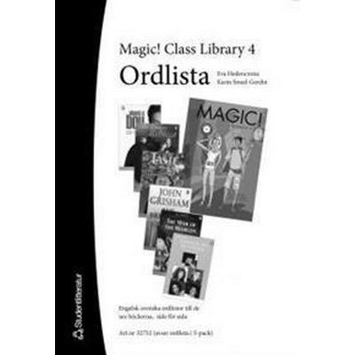 Magic! 9 Class Library Ordlista (5-pack) (Övrigt format, 2007)