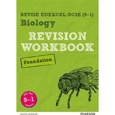 Revise Edexcel GCSE (9-1) Biology Foundation Revision Workbook (Häftad, 2017)