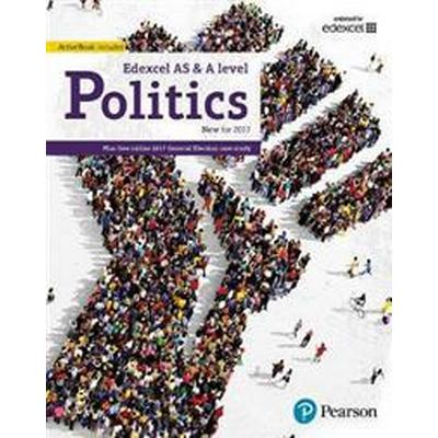Edexcel GCE Politics AS and A-level Student Book and eBook (Övrigt format, 2017)