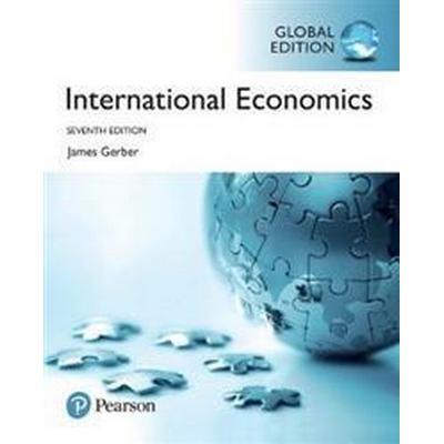 International economics, global edition (Pocket, 2017)