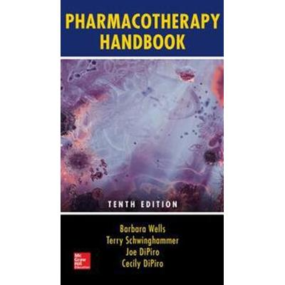 Pharmacotherapy Handbook (Pocket, 2017)