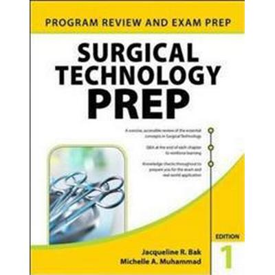 Surgical Technology Prep (Pocket, 2017)