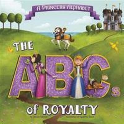 A Princess Alphabet (Häftad, 2017)