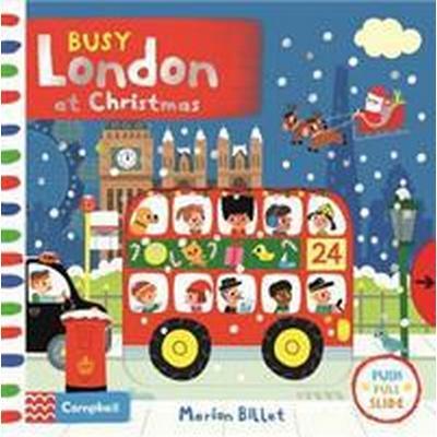 Busy London at Christmas (Inbunden, 2017)