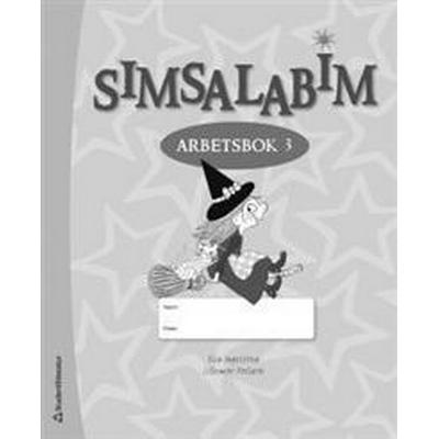 Simsalabim 3 - arbetsbok 10-pack (Häftad, 2017)