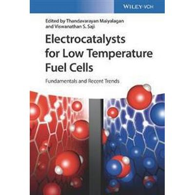 Electrocatalysts for Low Temperature Fuel Cells (Inbunden, 2017)