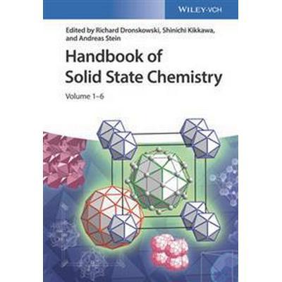 Handbook of Solid State Chemistry (Inbunden, 2017)
