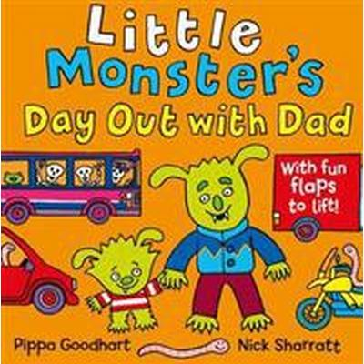 Little Monster's Day Out With Dad (Pocket, 2017)