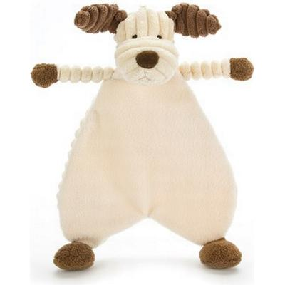 Jellycat Cordy Roy Baby Puppy Soother Snuttefilt