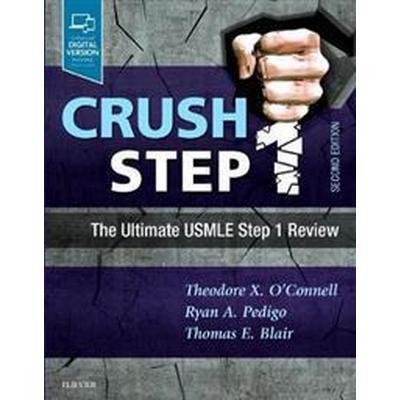 Crush step 1 - the ultimate usmle step 1 review (Häftad, 2017)