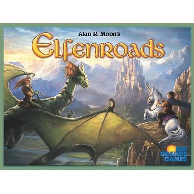 Rio Grande Games Elfenroads Resespel