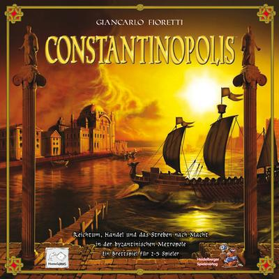 Fantasy Flight Games Constantinopolis