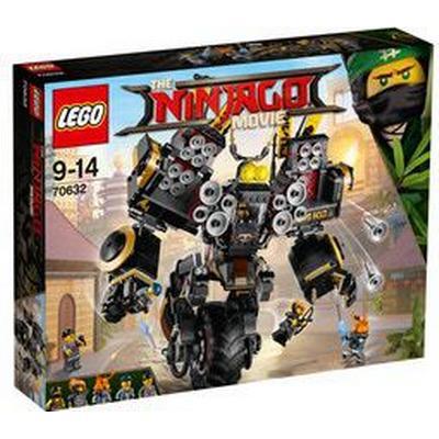 Lego The Ninjago Movie Quake Mech 70632