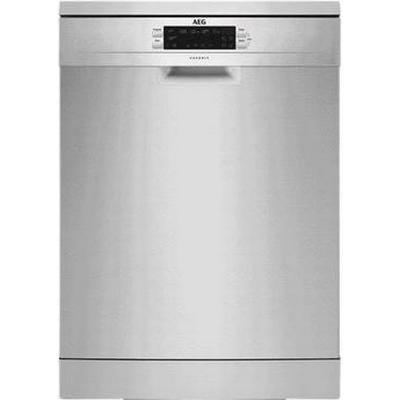 AEG FFE62620PM Stainless Steel