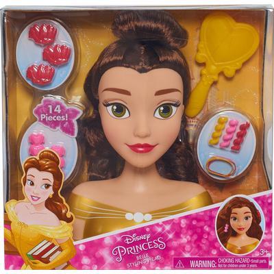 Just Play Disney Princess Belle Styling Head