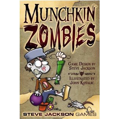 Steve Jackson Games Munchkin Zombies (Engelska)