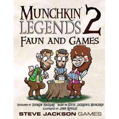 Steve Jackson Games Munchkin Legends 2: Faun & Games