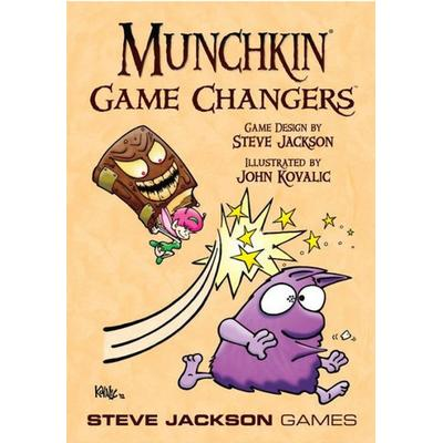 Steve Jackson Games Munchkin Game Changers