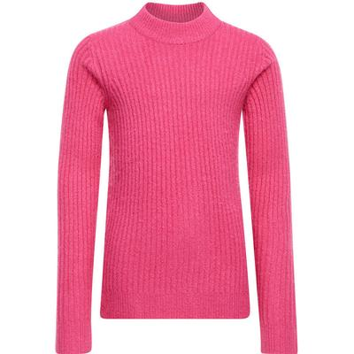 Name It Rib Knitted Top - Pink/Fuchsia Purple (13154361)