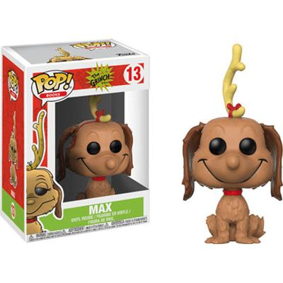 Funko Pop! Books The Grinch Max