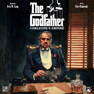 Asmodee The Godfather: Corleone's Empire