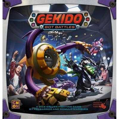 Gekido: Bot Battles (Engelska)