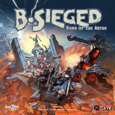 B-Sieged: Sons of the Abyss (Engelska)