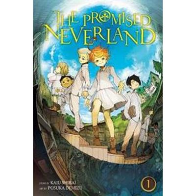 The Promised Neverland, Vol. 1 (Häftad, 2017)