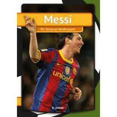 Messi (tysk) (Pocket, 2017)